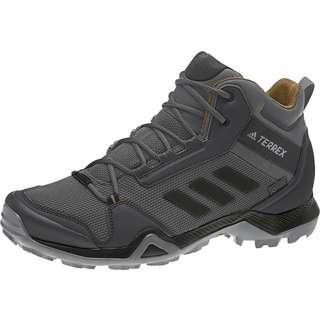 adidas GTX® AX3 Wanderschuhe Herren grey five-core black-mesa