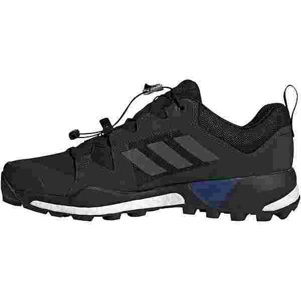 adidas GTX SKYCHASER XT Wanderschuhe Herren core black-grey three f17-collegiate royal