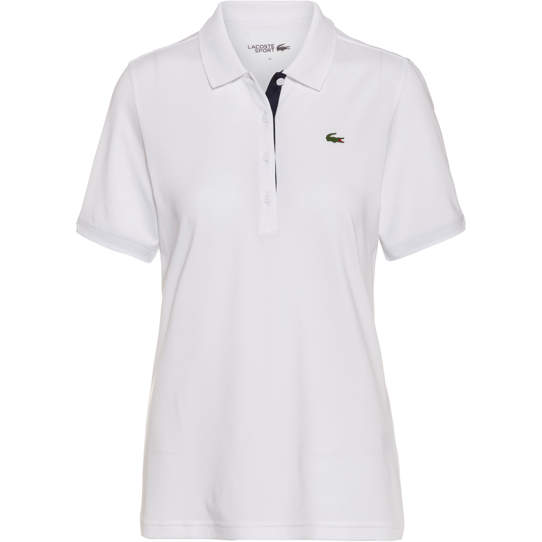 lacoste -  CHEMISE COL BORD-COTES MA Tennis Polo Damen