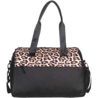 Vooray Trainer Duffel Sporttasche Damen cheetah