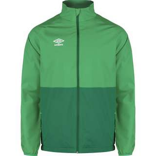 UMBRO Shower Trainingsjacke Herren grün / dunkelgrün