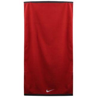 Nike Fundamental Handtuch rot / weiß