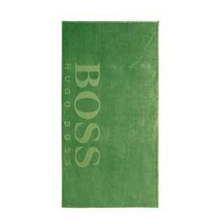 HUGO BOSS home CARVED Badetuch mint
