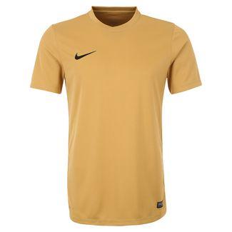 Nike Park VI Fußballtrikot Herren gold / schwarz