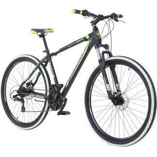 "Galano Toxic 29"" Mountainbike Fahrrad MTB Hardtail schwarz/grün"