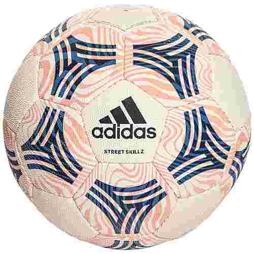 adidas Tango Sala Fußball weiß / blau