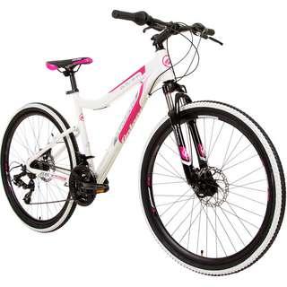 "Galano GX-26 Mountainbike 26"" Fahrrad MTB Hardtail weiß/pink"