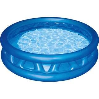 Intex Soft Slide Pool Schwimmhilfe blau