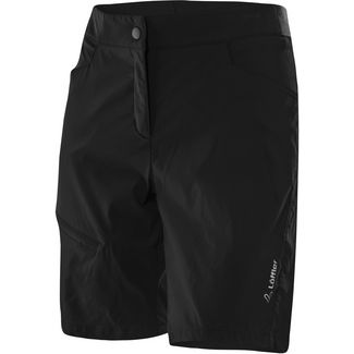 Löffler Bike Shorts Comfort CSL Fahrradshorts Damen black