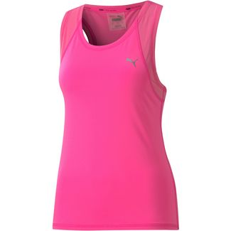 PUMA Funktionstank Damen luminous pink
