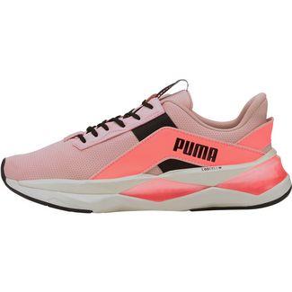 PUMA LQDCELL Shatter XT Fitnessschuhe Damen peachskin-nrgy peach-puma black