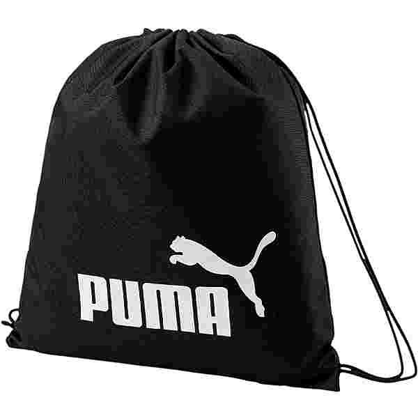 PUMA Phase Turnbeutel puma black
