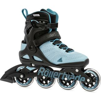ROLLERBLADE SIRIO 84 W Inline-Skates Damen light blue-storm blue