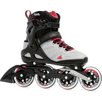 ROLLERBLADE SIRIO 90 W Inline-Skates Damen light grey-geranium