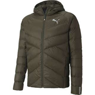 PUMA Warm Pack Lite HD600 Steppjacke Herren forest night