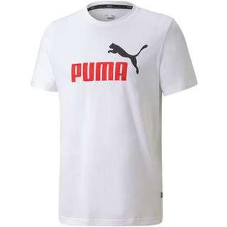 PUMA T-Shirt Herren puma white