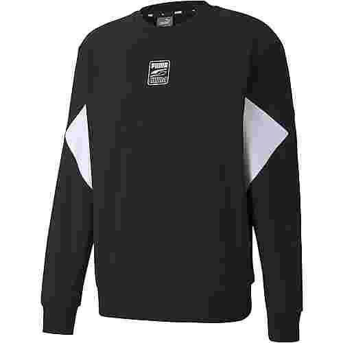 PUMA Rebel Sweatshirt Herren puma black