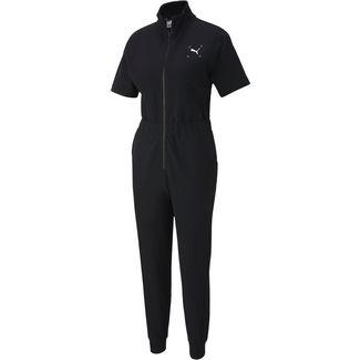 PUMA Nu-Tility Jumpsuit Damen puma black