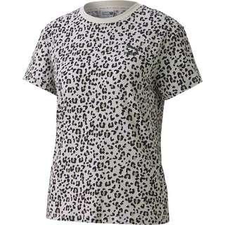 PUMA Classics T-Shirt Damen vaporous gray