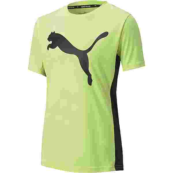 PUMA ACTIVE SPORTS Funktionsshirt Kinder fizzy yellow