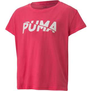 PUMA T-Shirt Kinder glowing pink