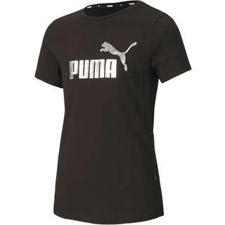 PUMA T-Shirt Kinder puma black