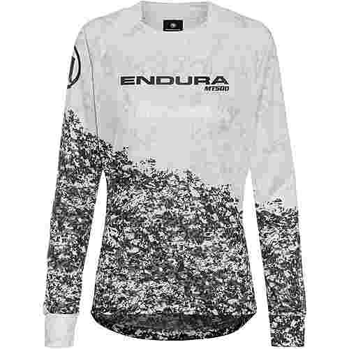 Endura MT500 Marble Trikot LTD Funktionsshirt Damen weiß