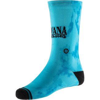Stance Nirvana Nevermind Sneakersocken Herren blue
