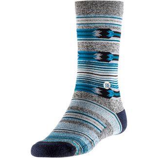 Stance Pasqual Sneakersocken Herren grey-black-blue