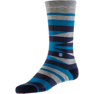 Stance Fawkes Sneakersocken Herren blue-grey-black