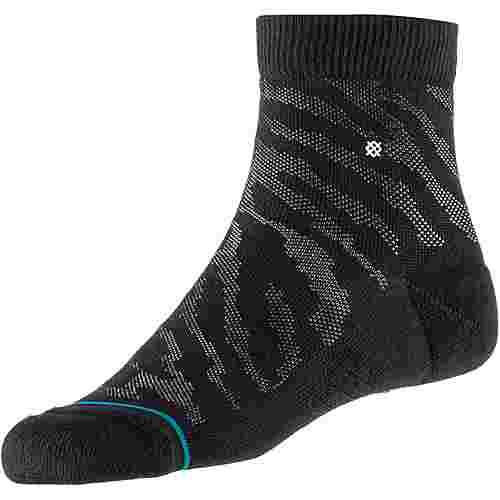 Stance Eldrick QTR Sneakersocken Damen black-grey