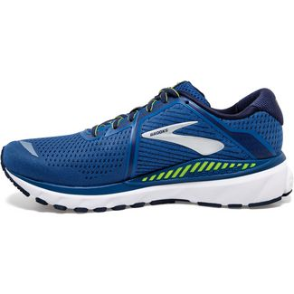 Brooks Adrenaline GTS 20 Laufschuhe Herren blue-nightlife-white