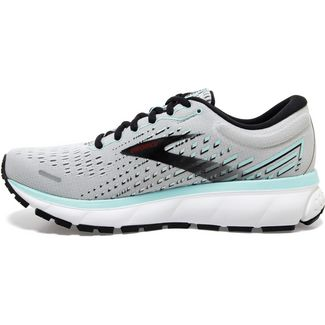 Brooks Ghost 13 Laufschuhe Damen grey-atlantis-black