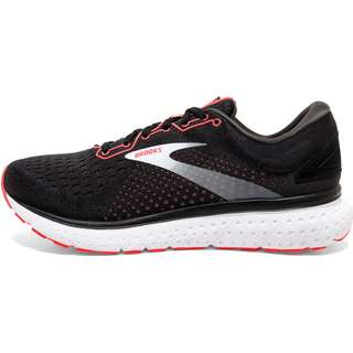Brooks Glycerin 18 Laufschuhe Damen black-coral-white