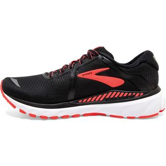 Brooks Adrenaline GTS 20 Laufschuhe Damen black-coral-white
