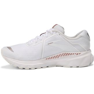 Brooks Adrenaline GTS 20 Laufschuhe Damen white-rose-gold