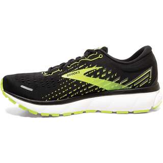 Brooks Ghost 13 Laufschuhe Herren black-nightlife-white