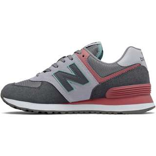 NEW BALANCE WL574 Sneaker Damen purple