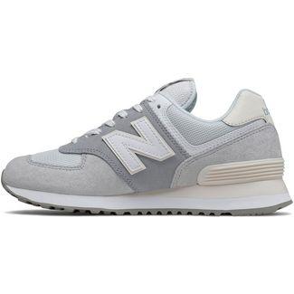 NEW BALANCE WL574 Sneaker Damen grey