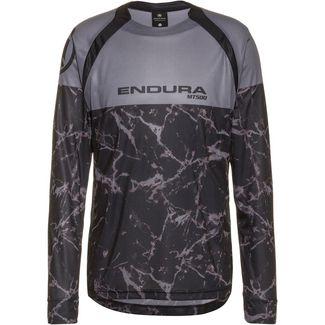 Endura MT500 Marble T-Shirt LTD Fahrradtrikot Herren schwarz