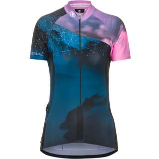 Endura Damen Cloud Trikot LTD Fahrradtrikot Damen blau