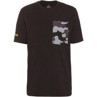 Calvin Klein T-Shirt Herren ck black camo