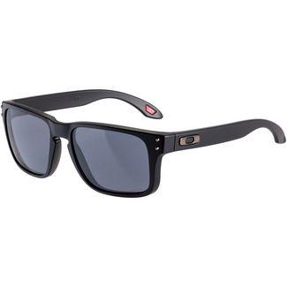 Oakley HOLBROOK XS Sonnenbrille matte black;prizm grey