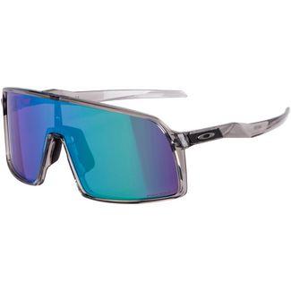 Oakley SUTRO Sportbrille grey ink;prizm road jade