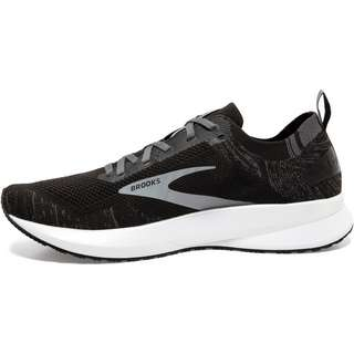 Brooks Levitate 4 Laufschuhe Herren black-blackened pearl-white