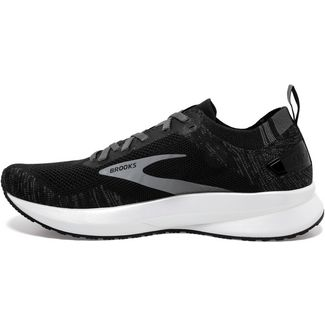 Brooks Levitate 4 Laufschuhe Damen black-blackened pearl-white