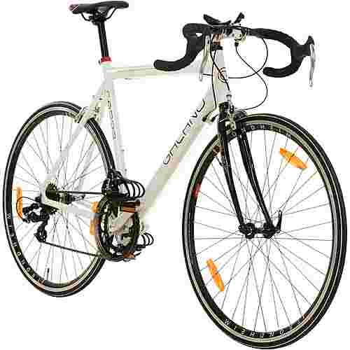 Galano Giro D'Italia 700c Rennrad 28Zoll Rennrad weiß