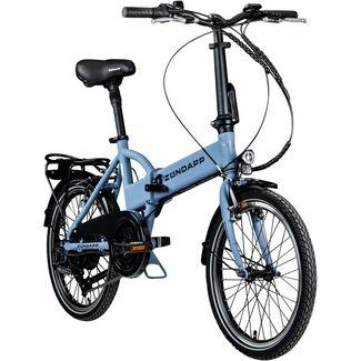 Zündapp Zündapp Z101 20 Zoll E-Bike Klapprad E-Bike sky blau