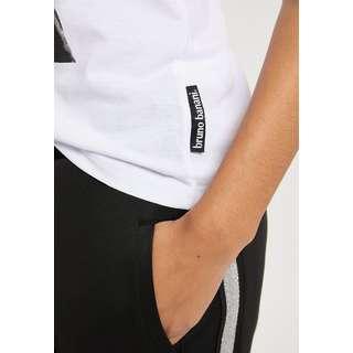BRUNO BANANI Printshirt Damen weiß