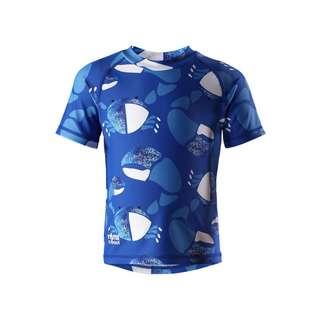 reima Azores UV-Shirt Kinder Blue